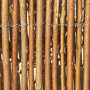 Sichtschutz Holz Seitenmarkise